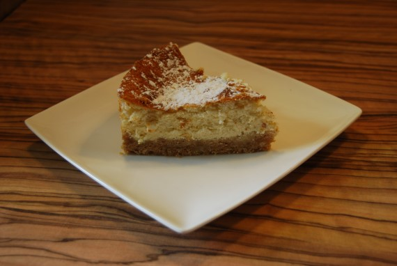 New York Cheesecake | Puur Eten
