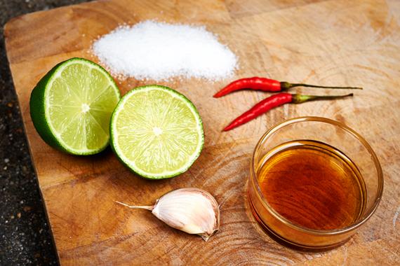 Vietnamese dipsaus: Nuoc Cham | Ingrediënten
