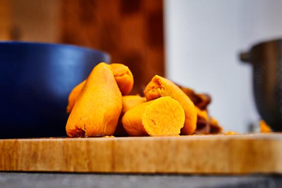 Zoete aardappeltaart | Zoete aardappels