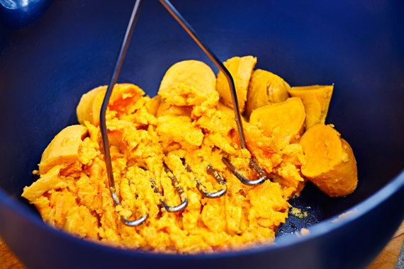 Zoete aardappeltaart | Prakken