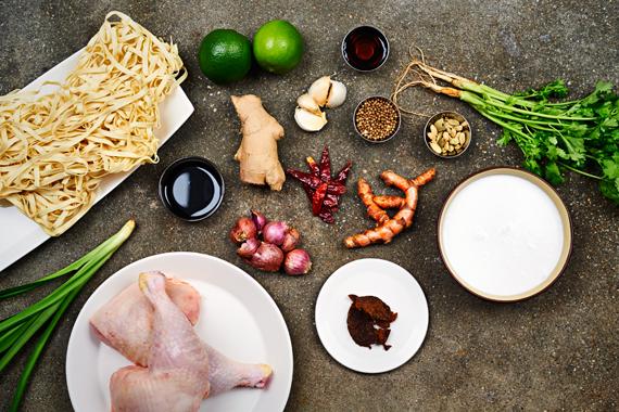 Khao Soi | Ingrediënten