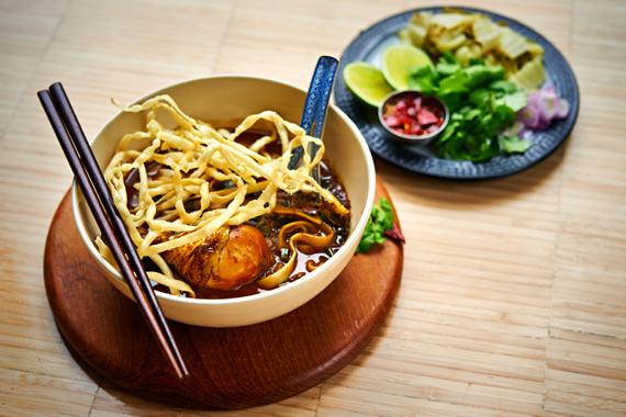 Khao Soi | Puur Eten