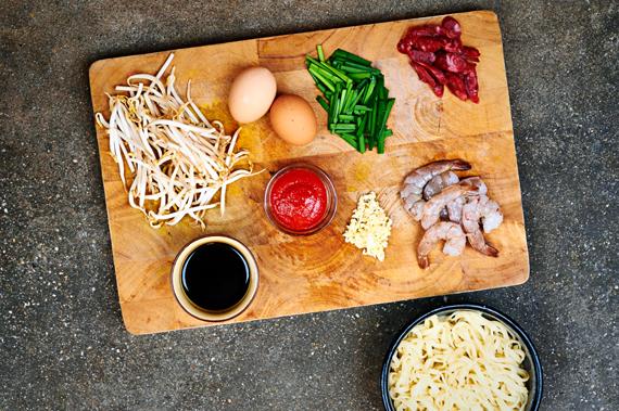 Char Koay Teow | Ingrediënten