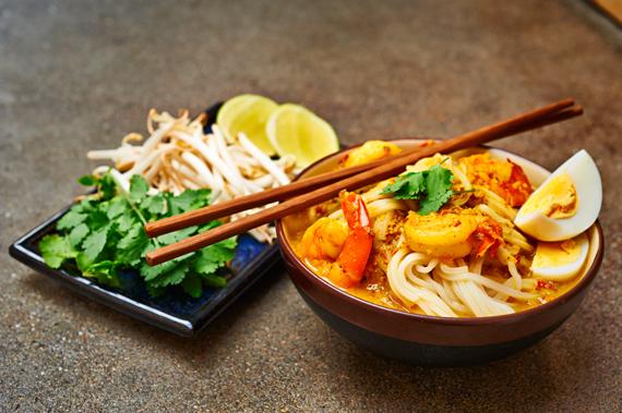 Curry Laksa | Puur Eten