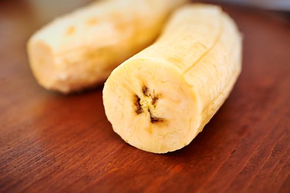 Gebakken banaan (Pisang Goreng) Banaan
