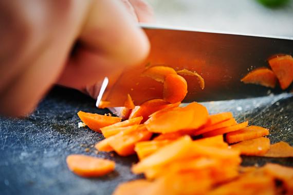 Wortel snijden | Chow mein