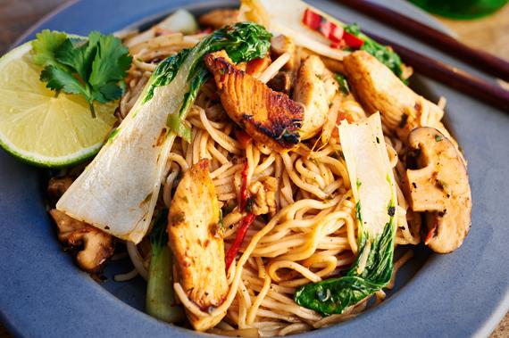 Chow Mein | Puur Eten