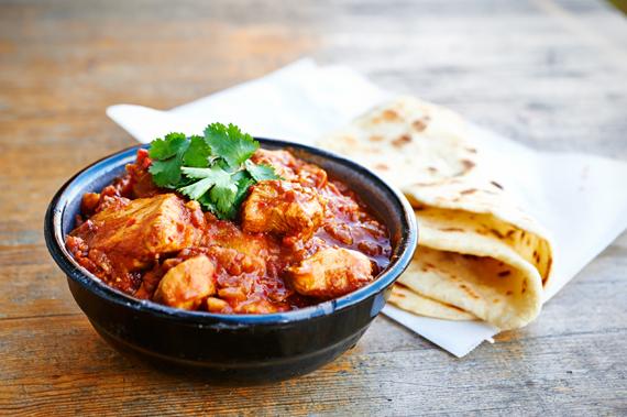 Zelf vindaloo maken (Indiase curry)
