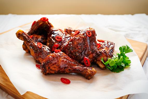 BBQ Kip | Puur Eten