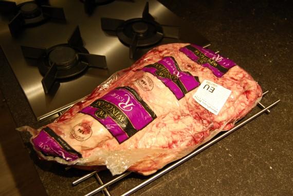 Beef brisket 6,4 KG